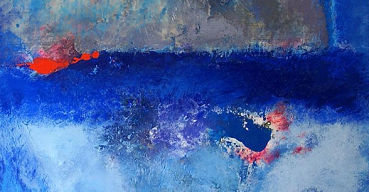 Anne-Marie REDT - La Part abstraite de l'amour N° 22