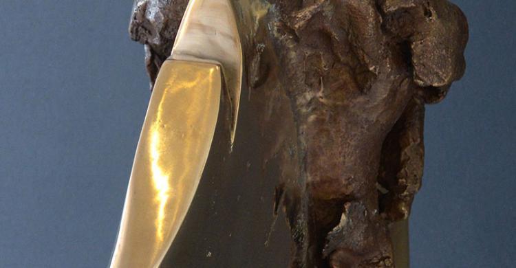 Nout LEQUEN - Murmure, bronze